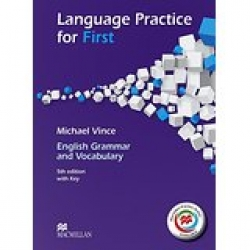 Language practice for first